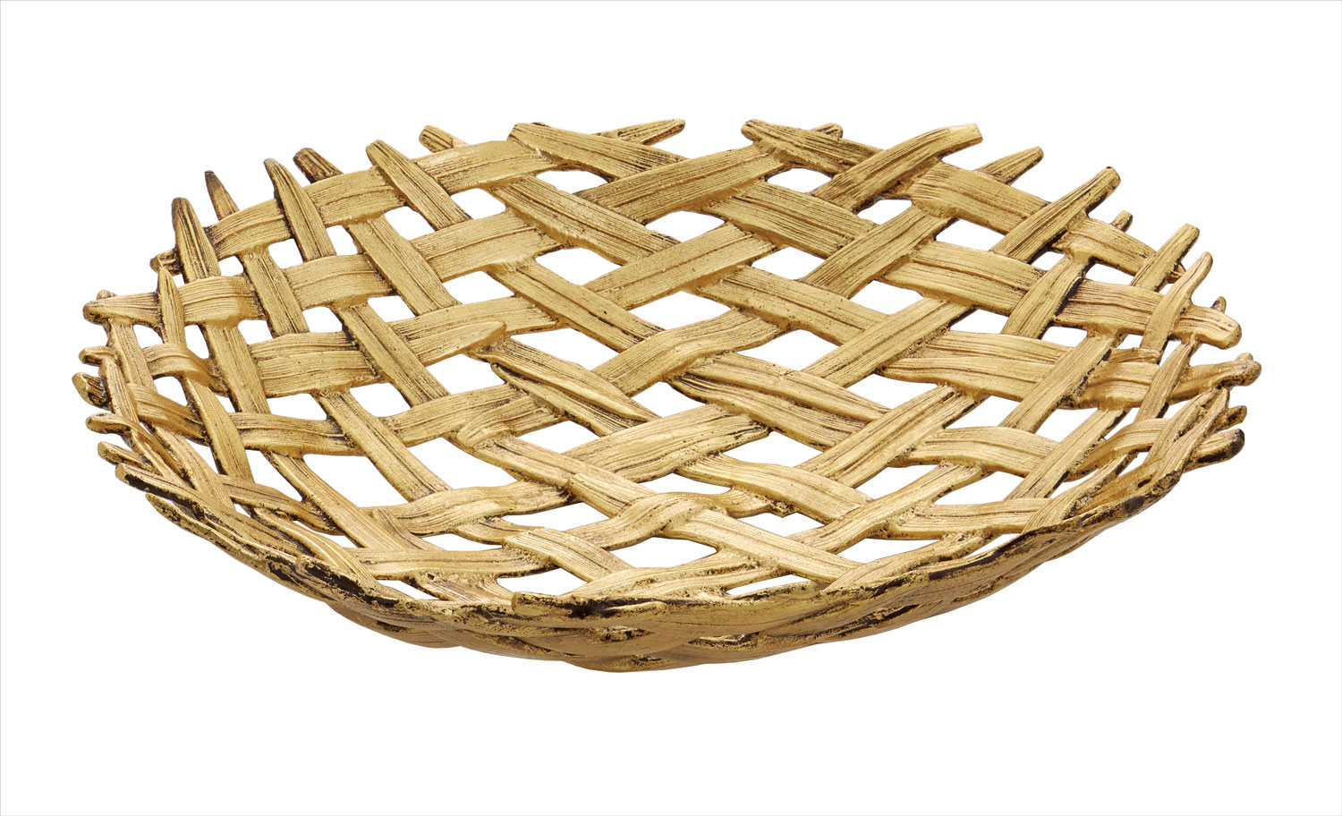 wedding registry product ideas michael aram gold palm shallow centerpiece bowl gearys