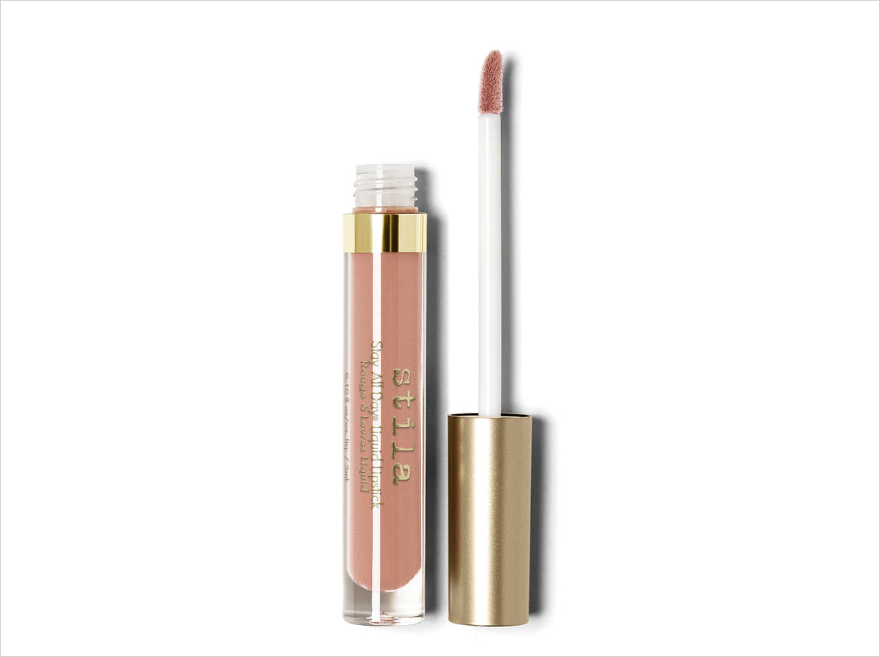 summer beauty products for brides stay all day liquid lipstick by Stila Cosmetics