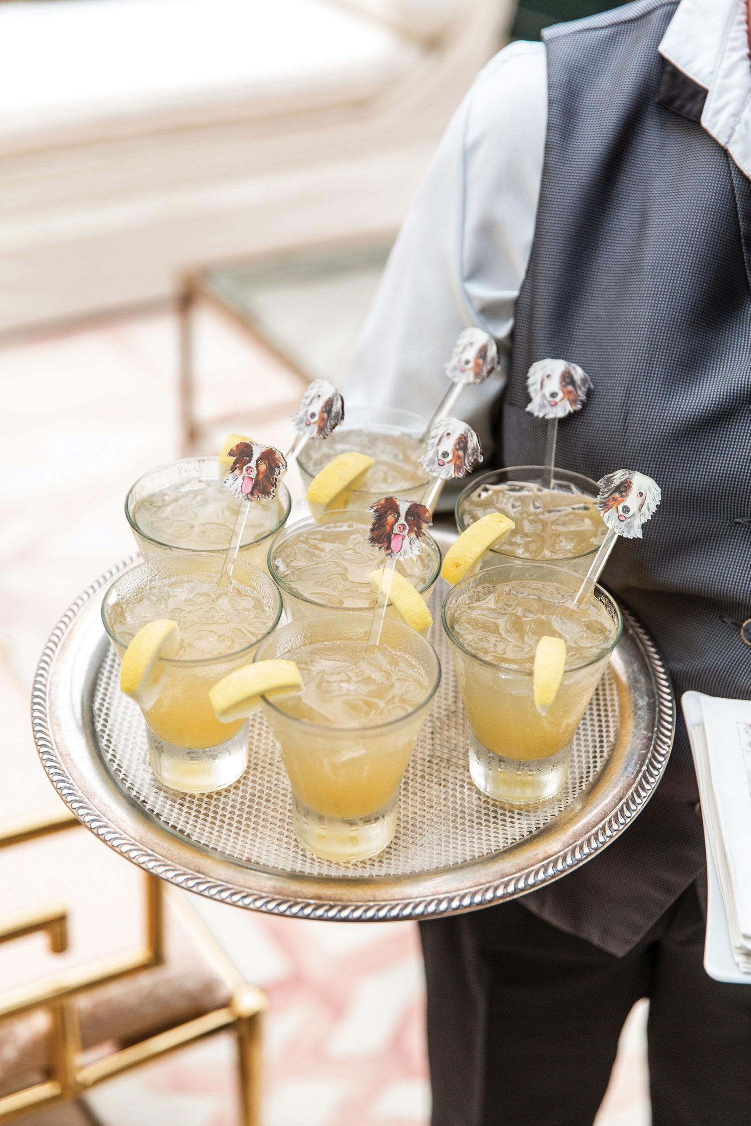 custom drink stirrers acrylic sticks jordan payne custom dog drink stirrer wedding ideas
