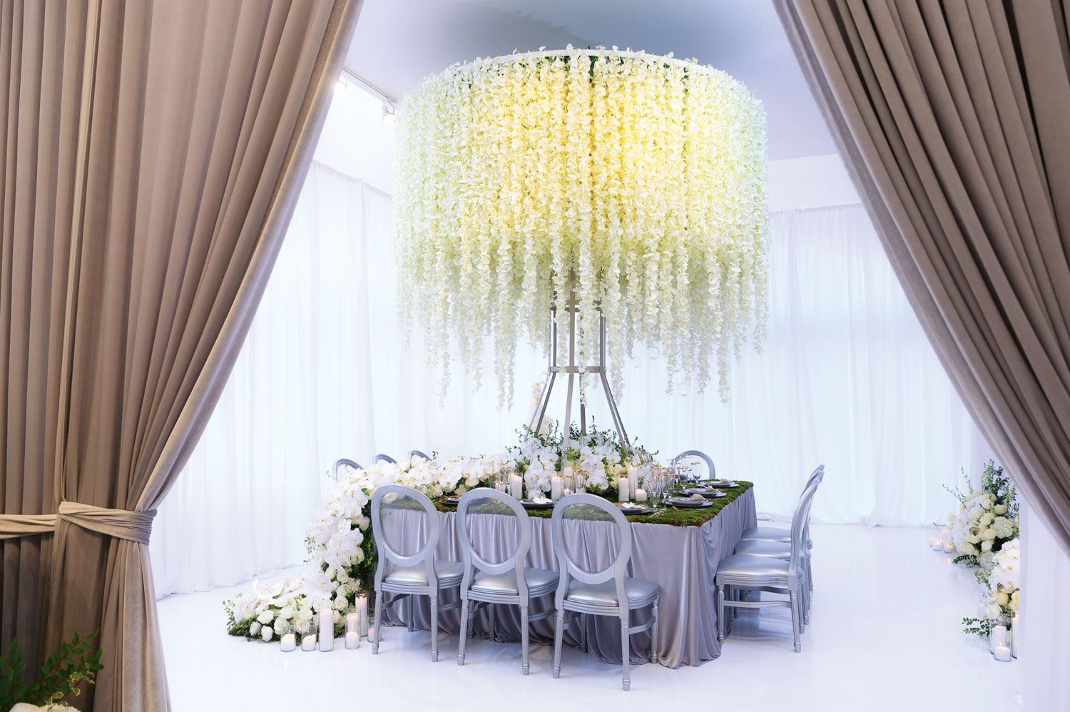 wedding styled shoot pretty luxurious wedding details advice from andrea eppolito events
