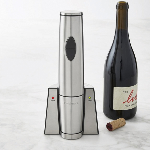 Cuisinart wine opener wedding registry ideas williams-sonoma