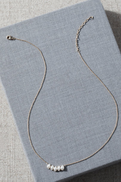 whitfield necklace from bhldn bridesmaid gift ideas