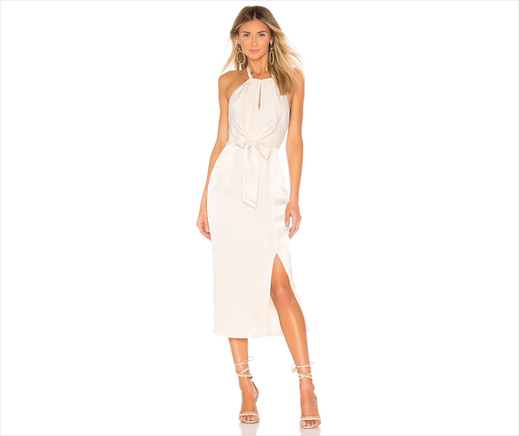 Milo dress X Revolve by House of Harlow bridal shower dress ideas