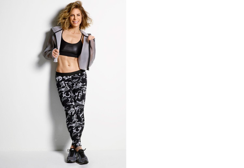 Jillian Michaels tips for getting in shape before the wedding day my fitness app wedding warrior program