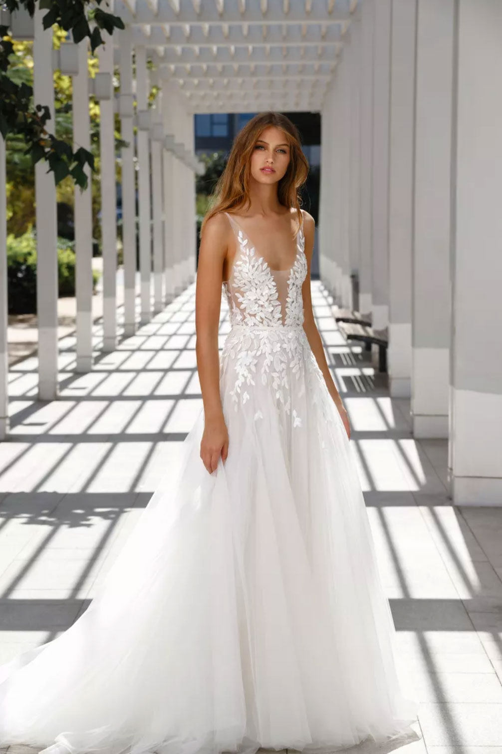 Mira Zwillinger fall 2020 bridal collection wedding ideas carine's bridal atelier