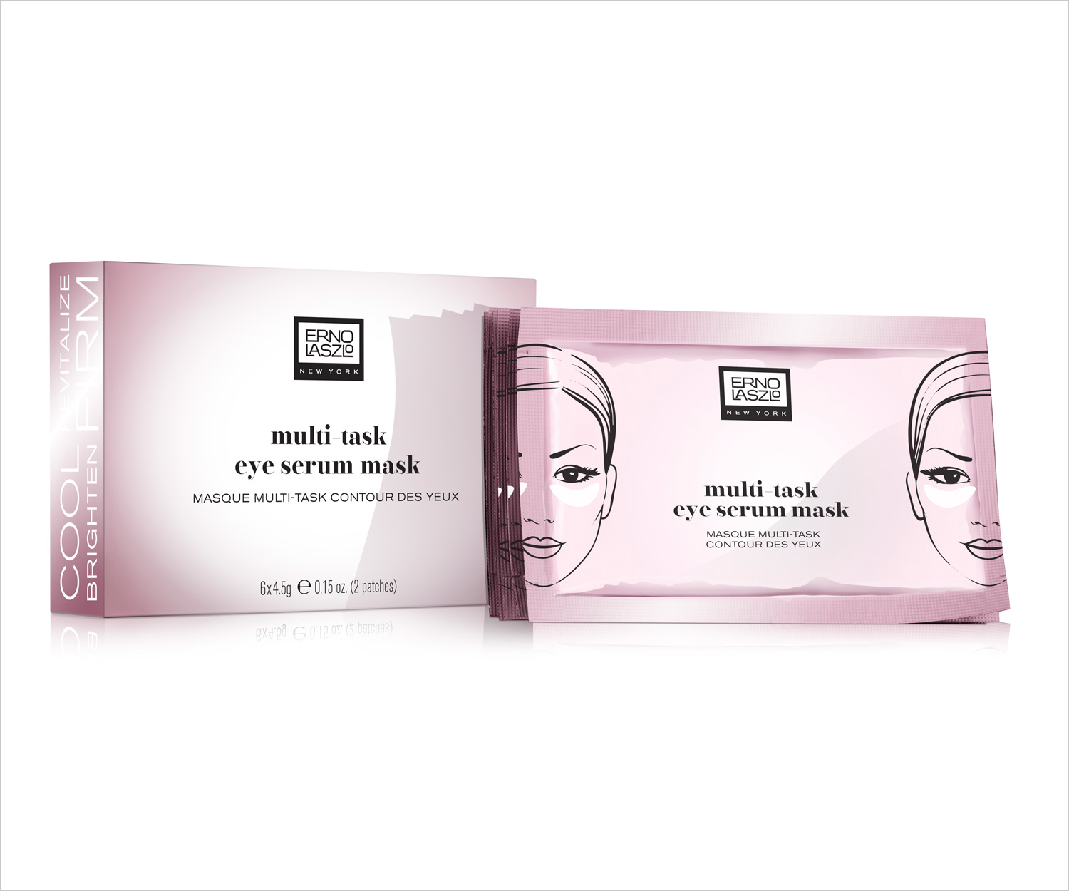 Erno Laszlo multi task eye serum mask remove dark circles puffy eyes fall wedding products