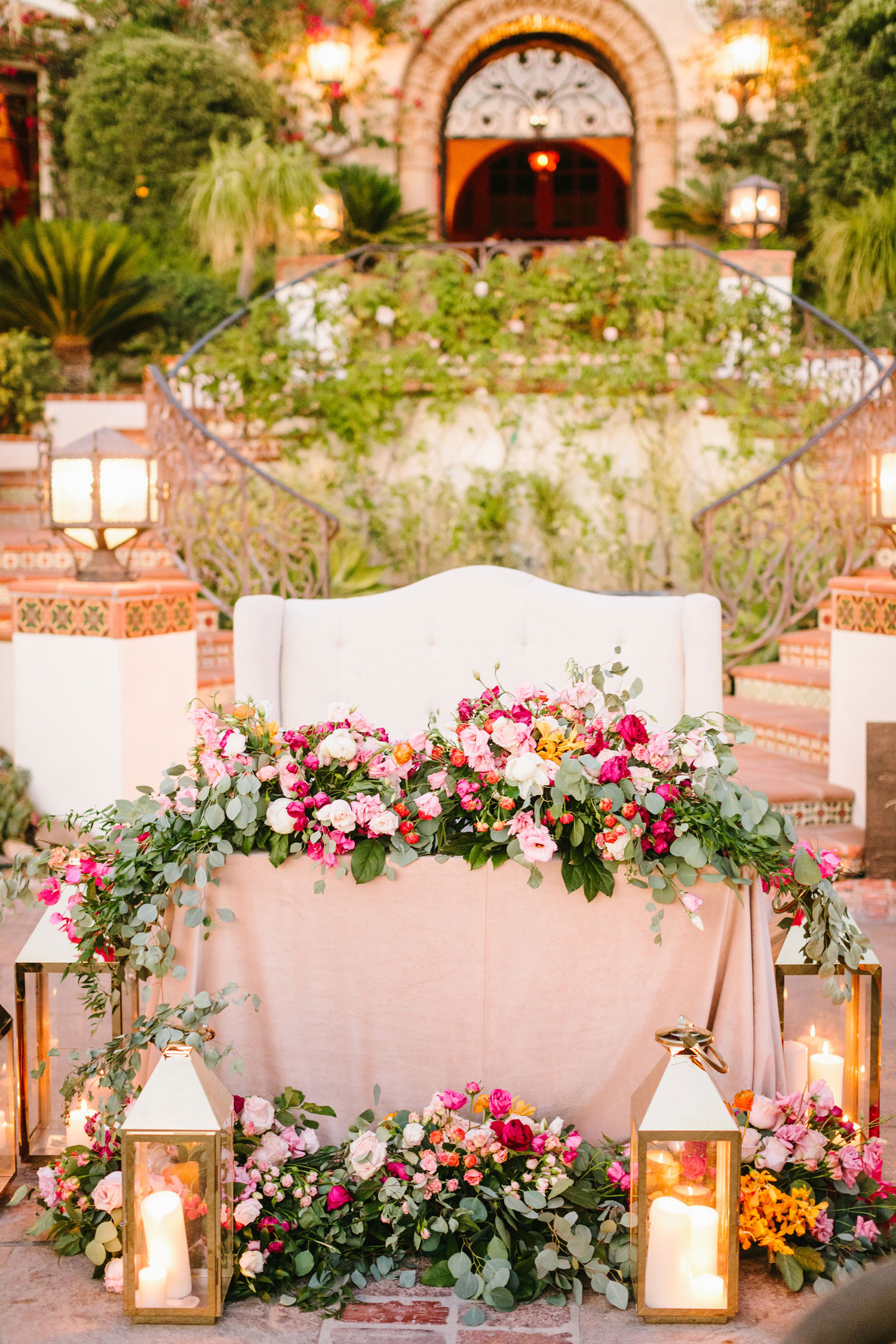 Enchanting Décor Ideas for Your Sweetheart Table