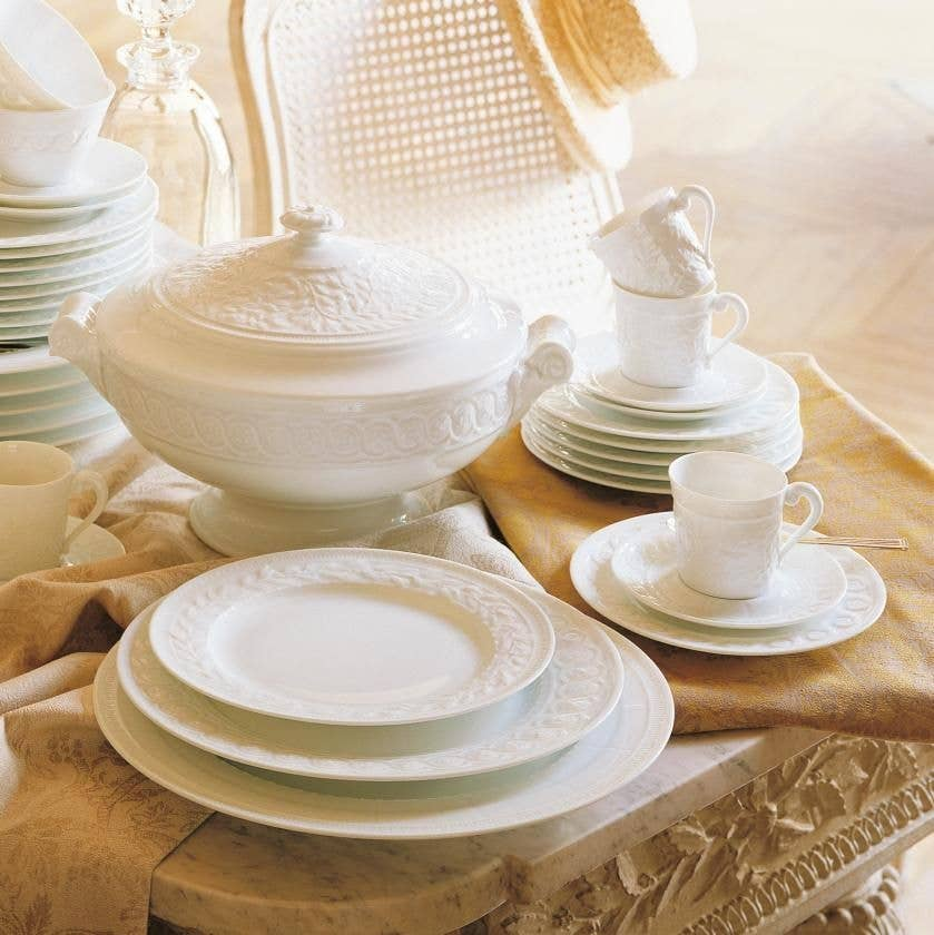 Gearys registry items for thanksgiving hosting louvre dinnerware collection by bernardaud