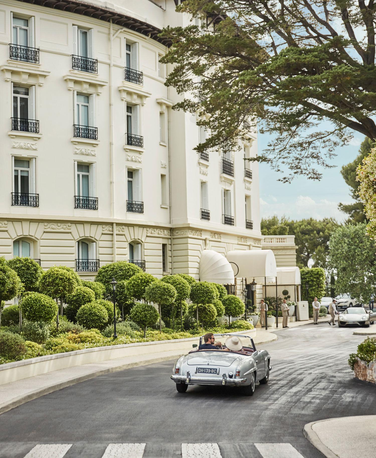 Grand Hotel du Cap Ferrat Four Seasons Hotel south of france French riviera