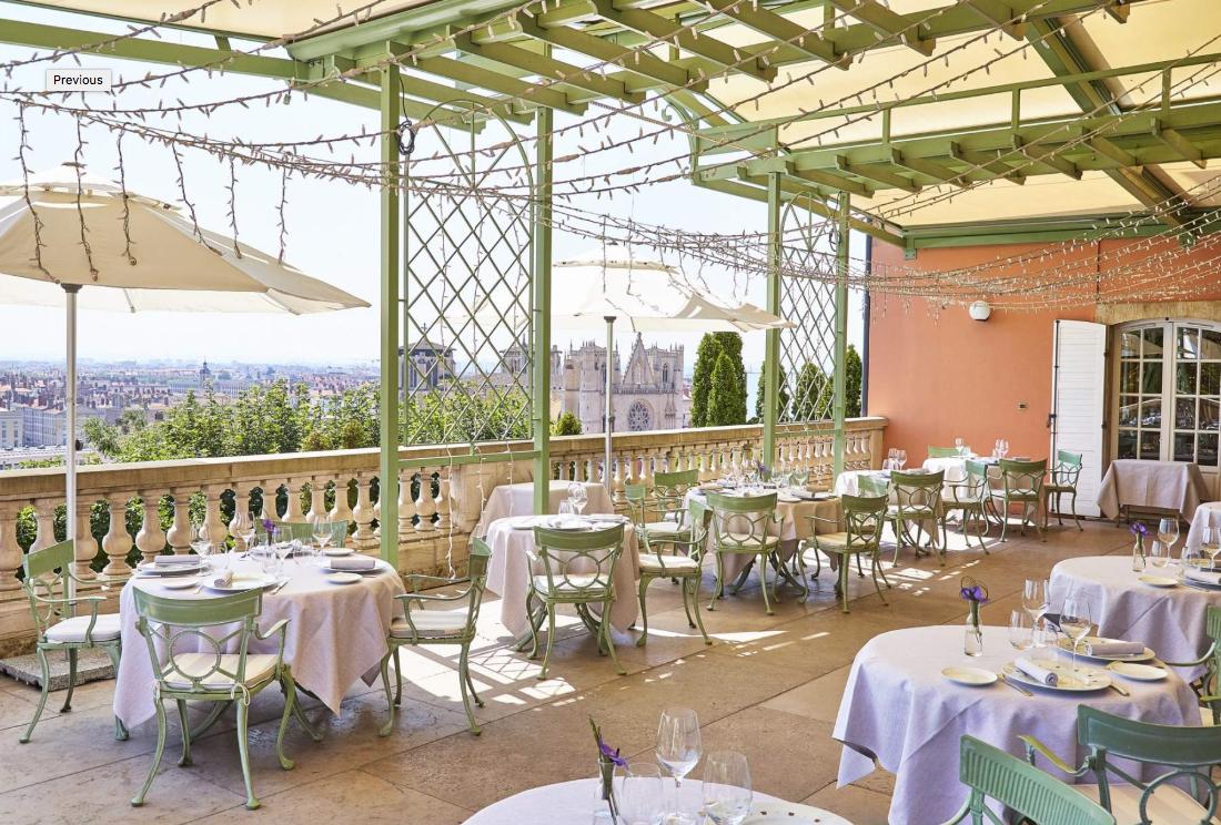 La Villa Florentine in the South of France Lyon, France