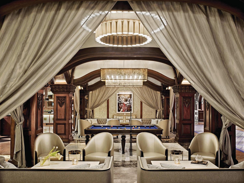 Puerto Rico destination wedding and honeymoon travel ideas el san juan hotel lobby vip lounge