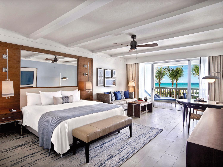 Puerto Rico destination wedding and honeymoon travel ideas el san juan hotel ocean villa room