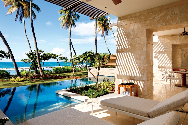 Puerto Rico destination wedding and honeymoon travel ideas dorado beach ritz carlton reserve infinity pool