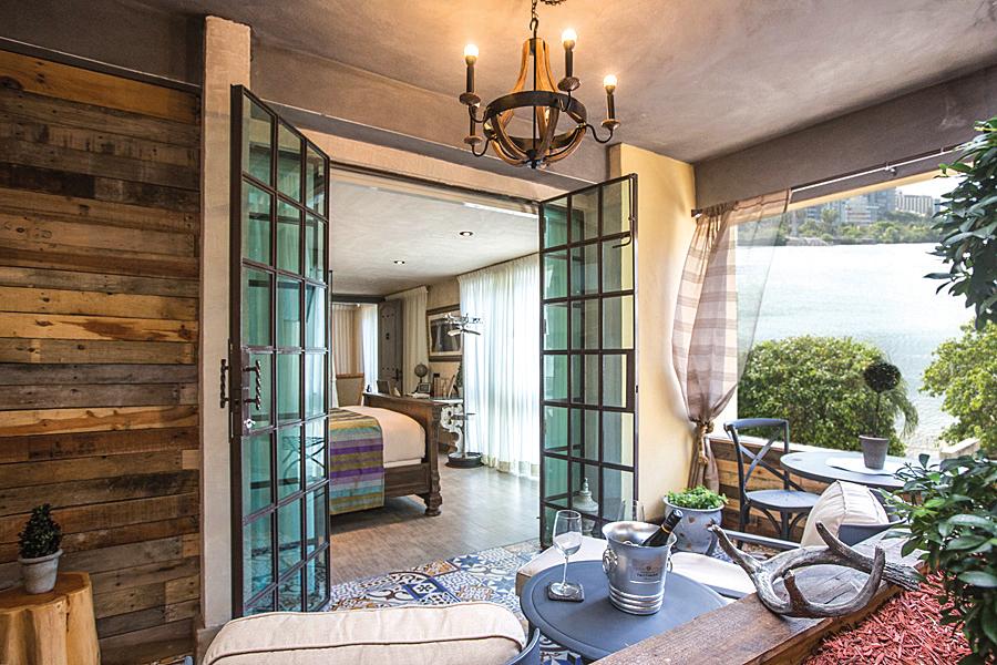 Puerto Rico destination wedding and honeymoon travel ideas olive boutique hotel lagoon view suite