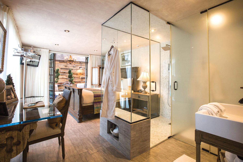 Puerto Rico destination wedding and honeymoon travel ideas olive boutique hotel mediterranean suite
