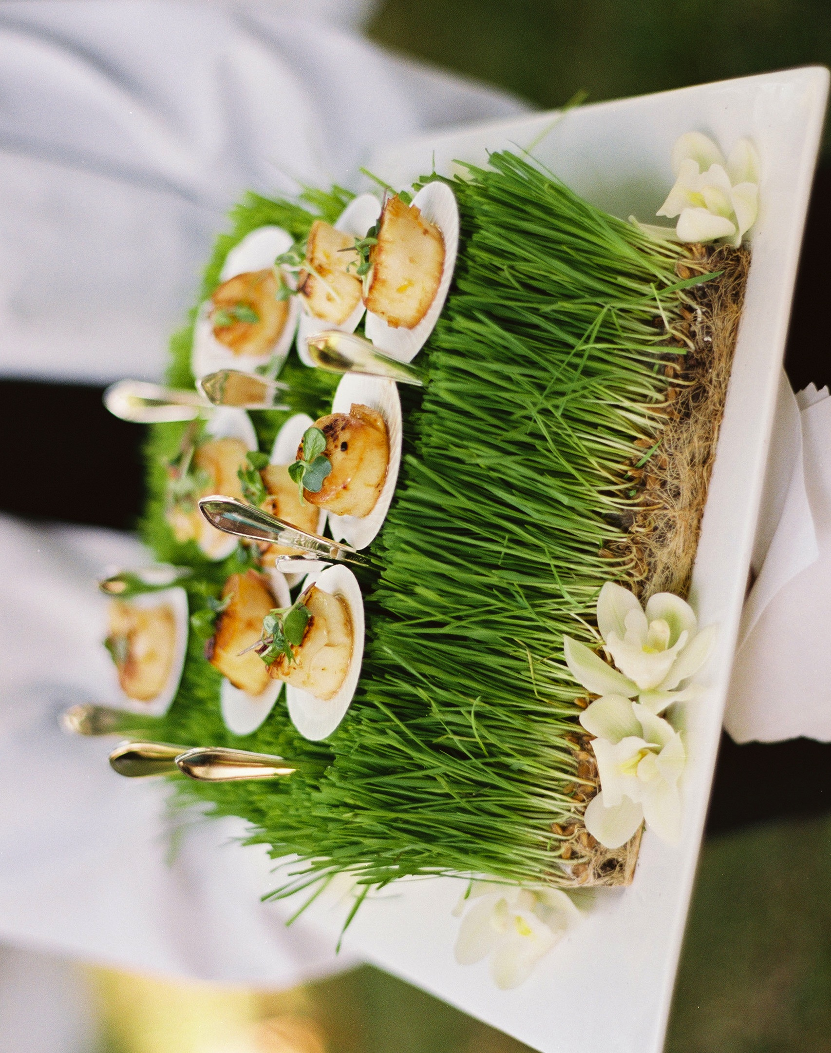 Wedding Catering - Wedding Food Designs - Inside Weddings