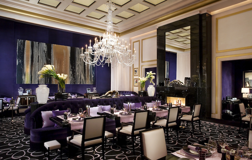 Joel Robuchon Restaurant At MGM Grand