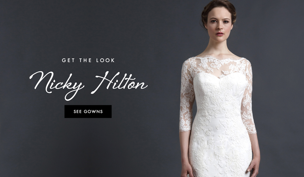 Nicky Hilton Wedding: How to Replicate Hilton\'s Valentino Gown ...