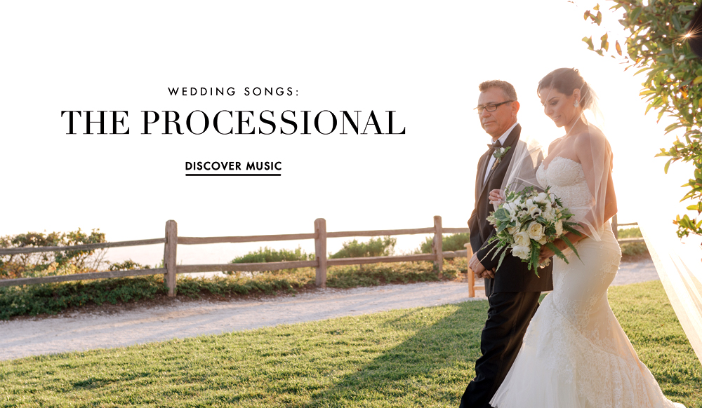 Wedding Processional Songs From Real Weddings