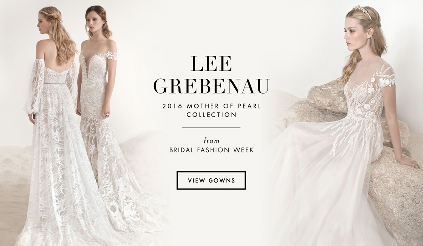 Beach Wedding Dresses: 2016 Collection By Lee Petra