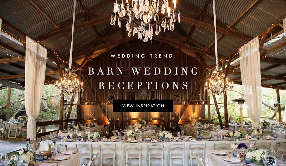 Wedding Ideas Beautiful Amp Rustic Barn Reception Wedding