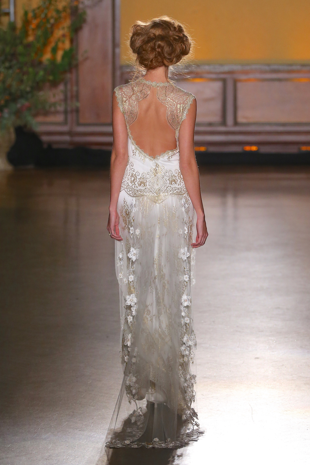 Claire Pettibone The Gilded Age Collection Asscher (Back) - Inside ...