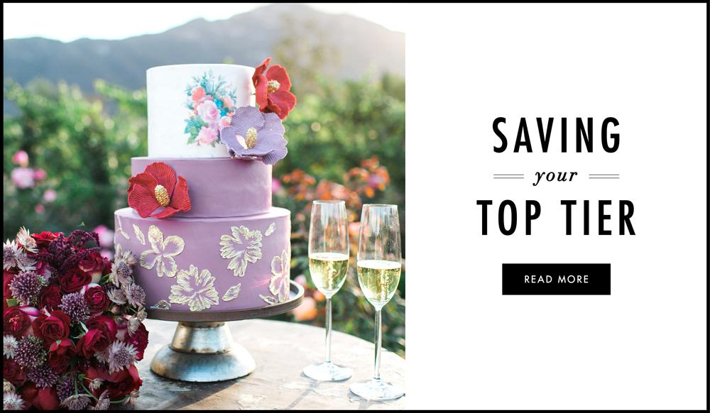 Wedding Cake Tradition Origin