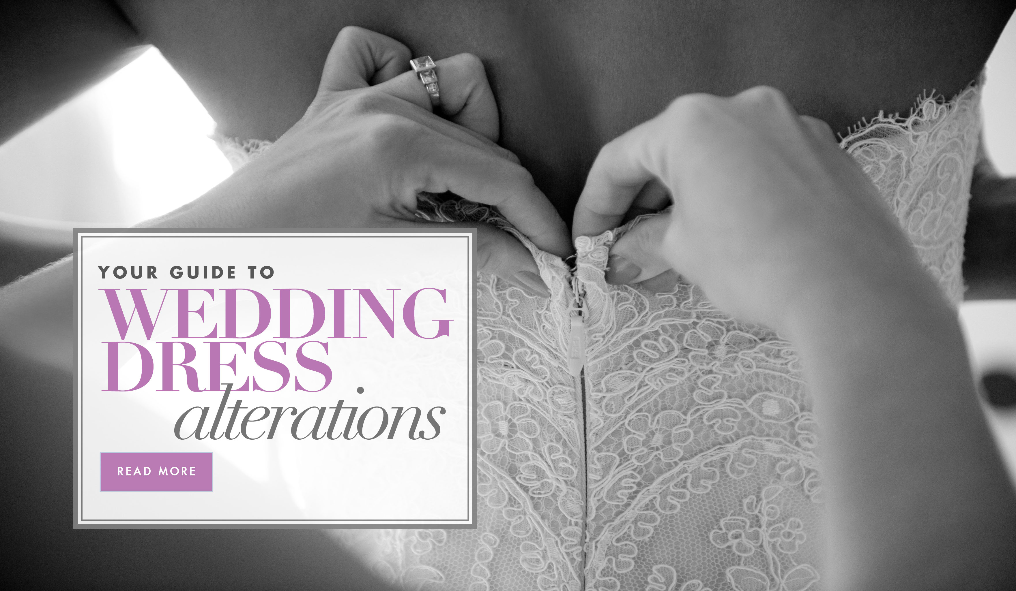 Wedding Dress Alterations What You Need To Know