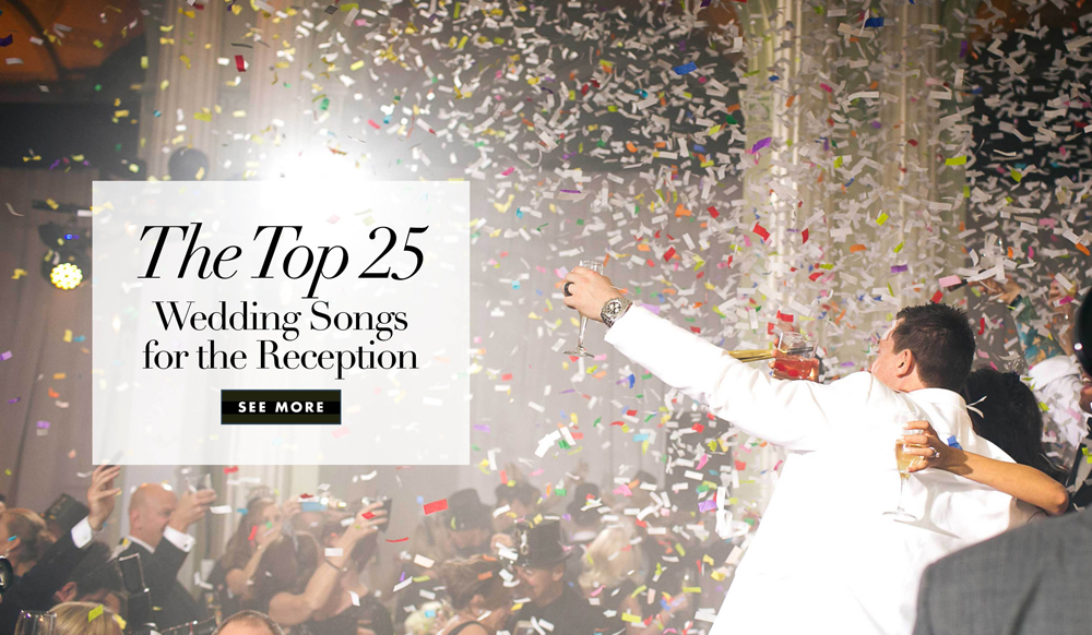 The Billboard Top 25 Wedding Reception Songs Of 2016 Inside Weddings