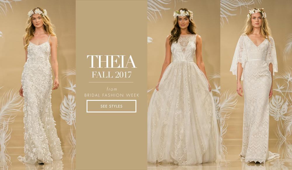 Bridal Week Bridal Gowns Inspired By Destination Beach