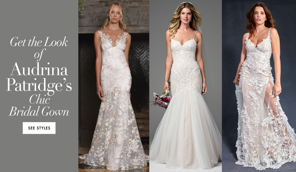 Get the Wedding Dress Look of The Hills Audrina Patridge - Inside ...