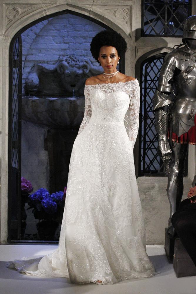 Oleg Cassini Spring 2018 Oleg Cassini Wedding Dress Collection ...