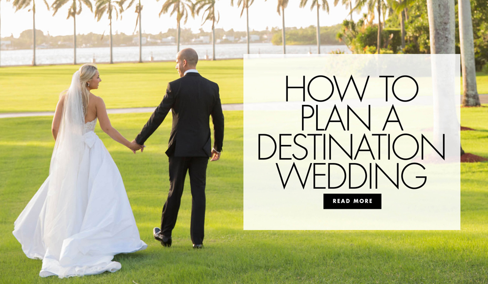 How To Start Planning Your Destination Wedding