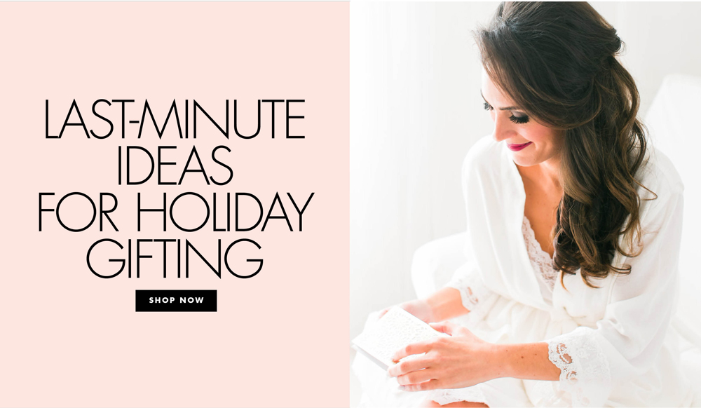 40 Holiday Gift Ideas for Women, Men & Couples