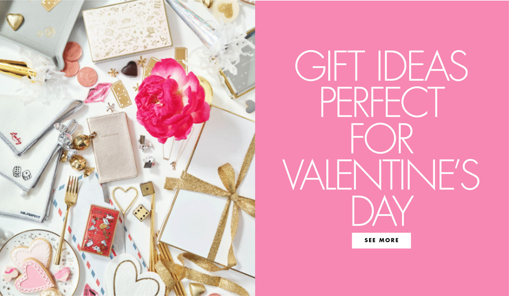 Limited-Edition Valentine's Day Gift Ideas for Everyone