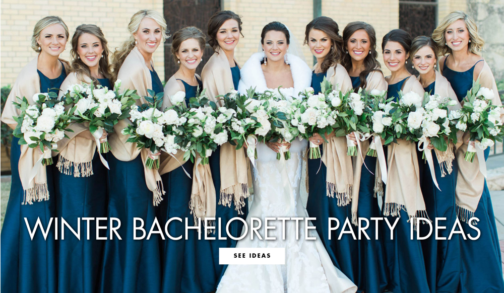 What to Do for Your Bachelorette Party in the Winter