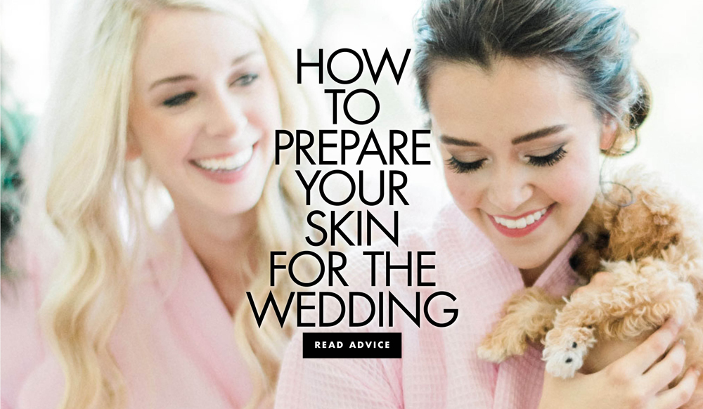 5 Steps to a Beautiful Bridal Glow