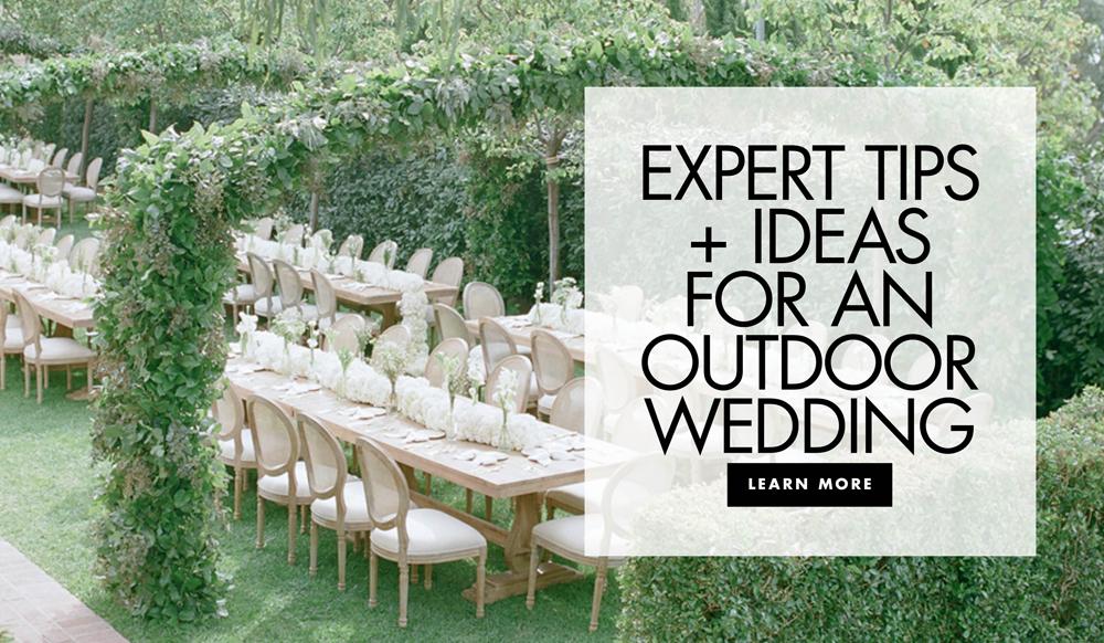 Categories Outdoor Wedding Ideas